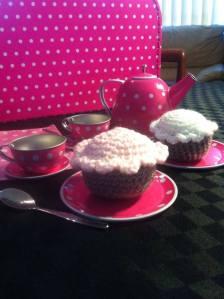 Crochet Cupcakes!