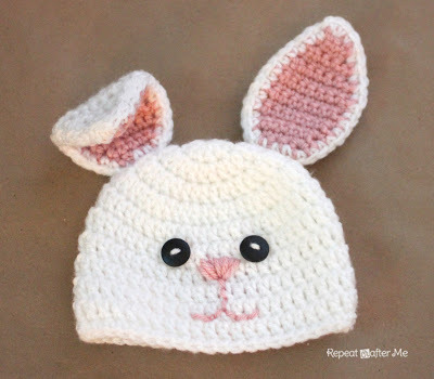 BunnyHat repeat crafter me