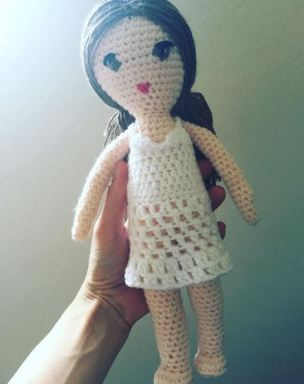 Charlotte's doll